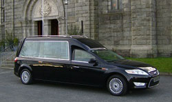 Our Range of Hearses